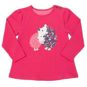 Kite Hedge-Hug Pink Tunic