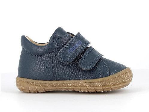 Primigi Easy Fiore blue baby shoe
