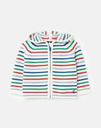 Joules Cardigan Conway Blue stripe