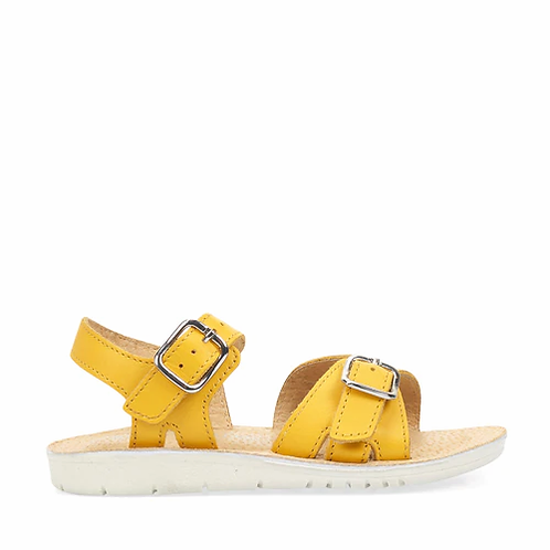 Startrite Enchant Yellow leather