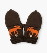 Hatley Winter Moose Mitten