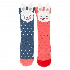 Kite Long Bunny Socks
