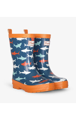 Hatley Great White Shark Welly