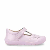 Startrite Sparkle Lilac glitter