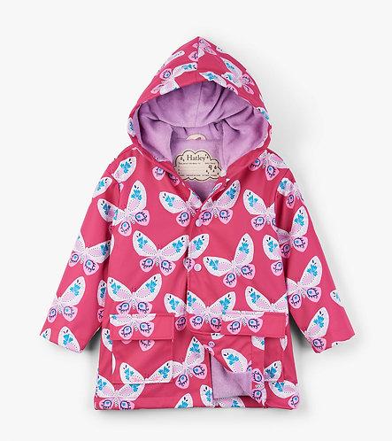 Hatley Silhouette Butterfly Rain Coat