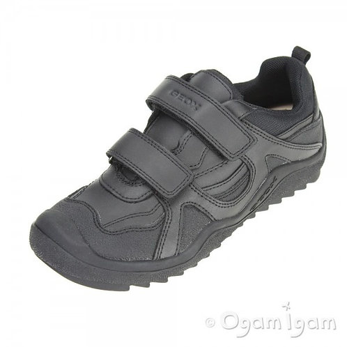Geox Attack Boys School Shoe