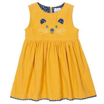 Kite Hoglet dress Mustard