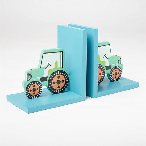 Sass & Belle Tractor Bookends