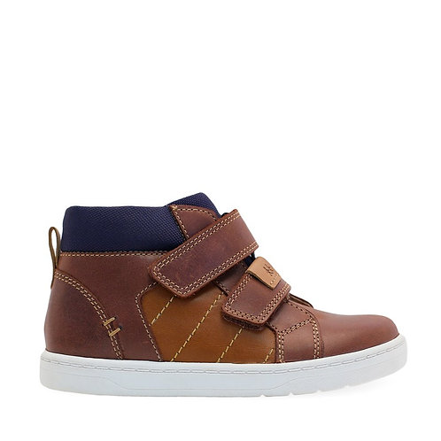 Startrite Discover Brown leather boot