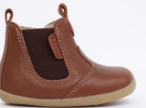 Bobux brown step up baby jodphur boot