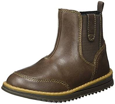 Geox J. Wong Brown Ankle Boot
