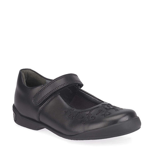 Start-Rite Hopscotch Black Leather