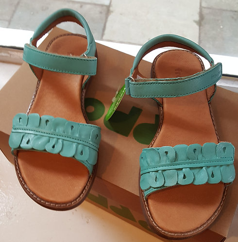 Froddo Aqua Blue Green RipTape Sandal