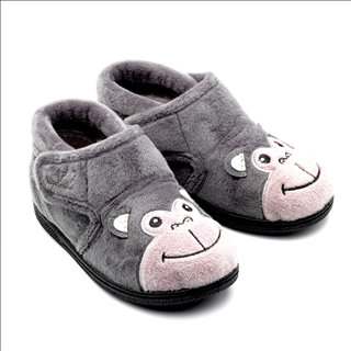 Chipmunk Bubbles Gorilla Slipper
