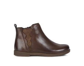 Geox Shawntel Brown Ankle Boot