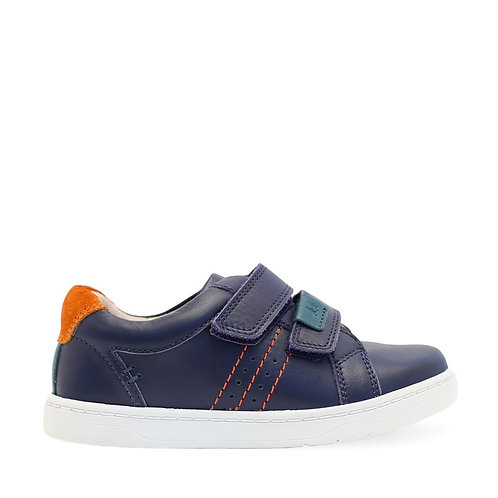 Startrite Explore navy leather