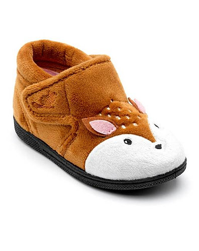 Chipmunk Doey Deer Slipper