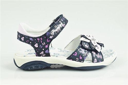 Primigi Floral Navy Sandal