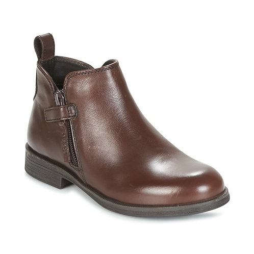 Geox Agata Ankle Boot Coffee