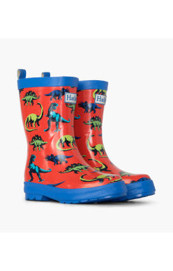 Hatley Painted Dino Welly