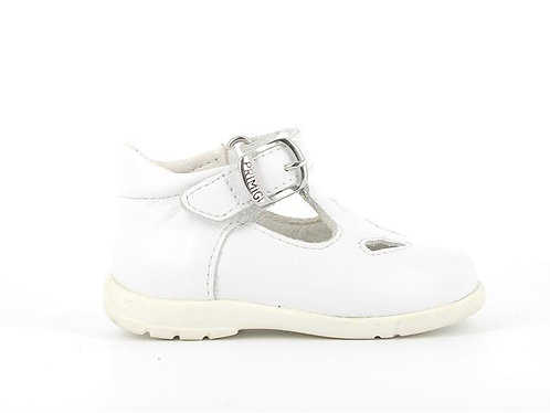 Primigi Baby Nappa White shoe