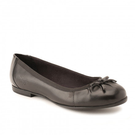 Start-Rite Ballerina Girls Slip-on School Shoes