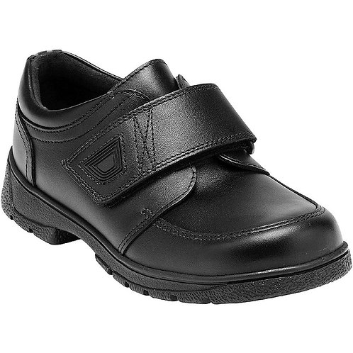 Start-rite Accelerate Leather Strap School Shoe