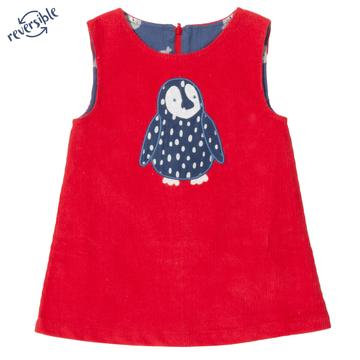 Kite Red Penguin Dress