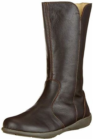 Primigi Brown Leather Lined Calf Boot