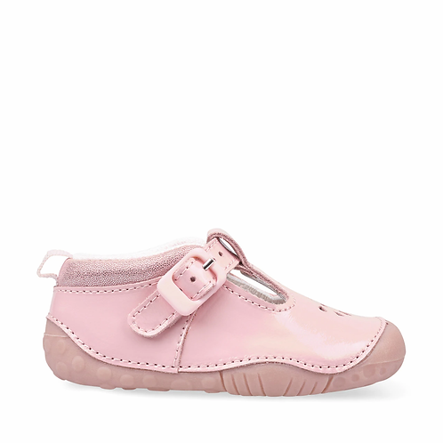 Startrite Baby Bubble Pink patent