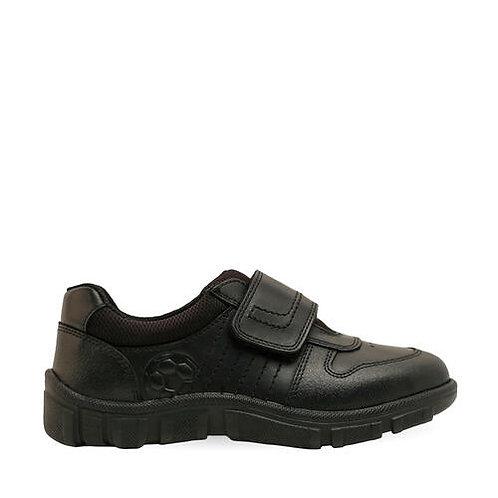 Startrite Chance Boys school shoe black leather