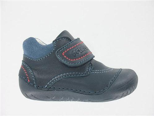 Primigi Navy Leather Pre Walker Boot