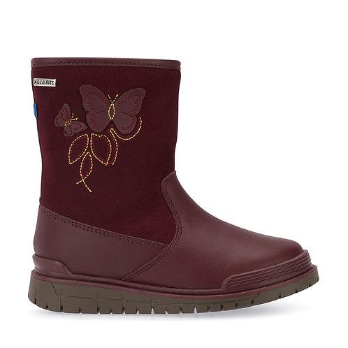 Start-rite Tidal Wine Leather Boot