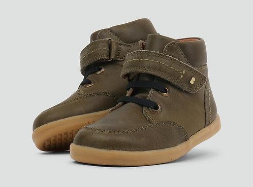 Bobux Olive Timber boot I-Walk