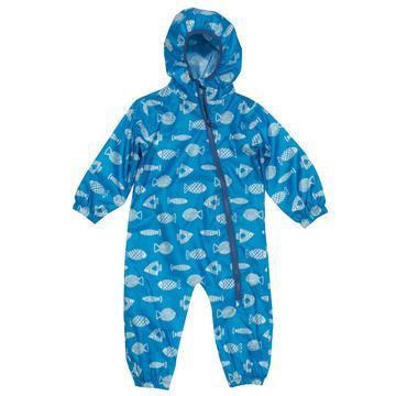 Kite Puddle suit Blue