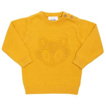Kite Little Cub mustard Jumper