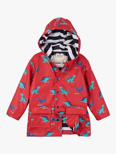 Hatley Scooter Dinosaurs Rain Coat