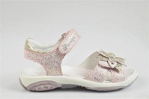 Primigi Metallic Pink Sandal