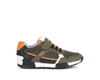 Geox Alfier boy Military/Orange