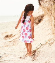 Hatley Pineapple Trapeze Dress