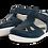 Thumbnail: Bobux Zap Closed toe Sandal Navy