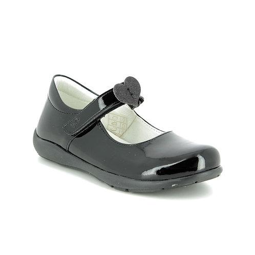 Primigi Patent Heart School Shoe