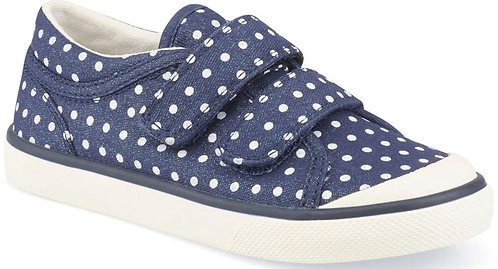 Start-rite Bounce Navy Canvas