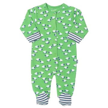 Kite Sheepy Stripe Sleepsuit