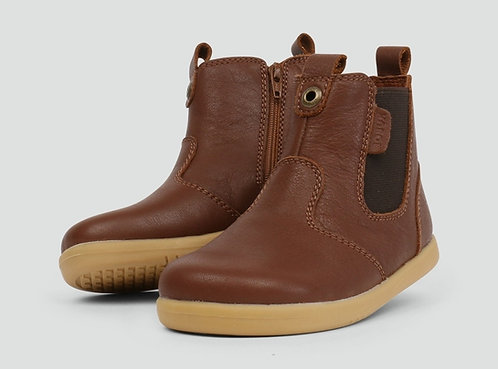 Bobux Jodphur boot Toffee I-Walk