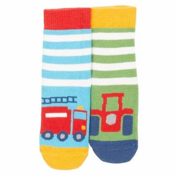 Kite Rescue grippy socks