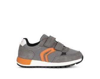 Geox Alben boy Grey/Orange