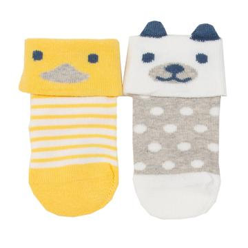 Kite Pup and Duck socks 2 pack