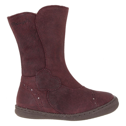 Primigi Britt Deep Purple Berry Boot