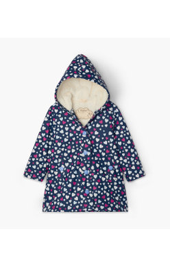 Hatley Confetti Hearts Sherpa Jacket
